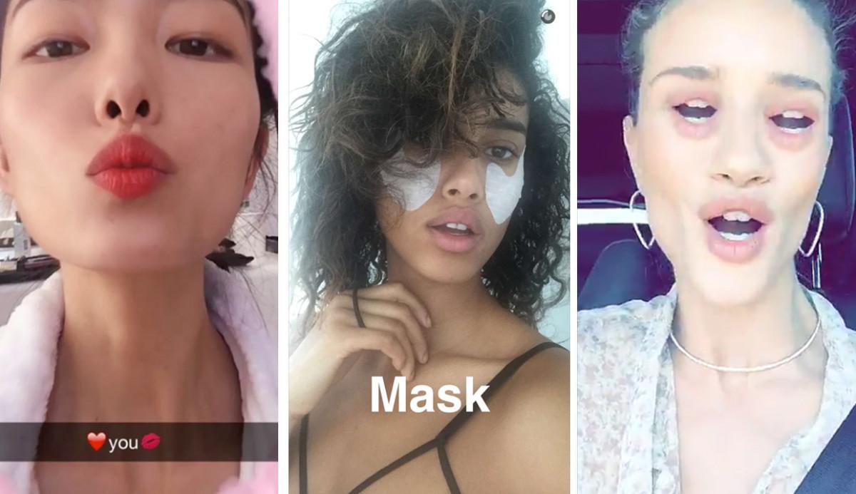 Snapchat Ming Xi