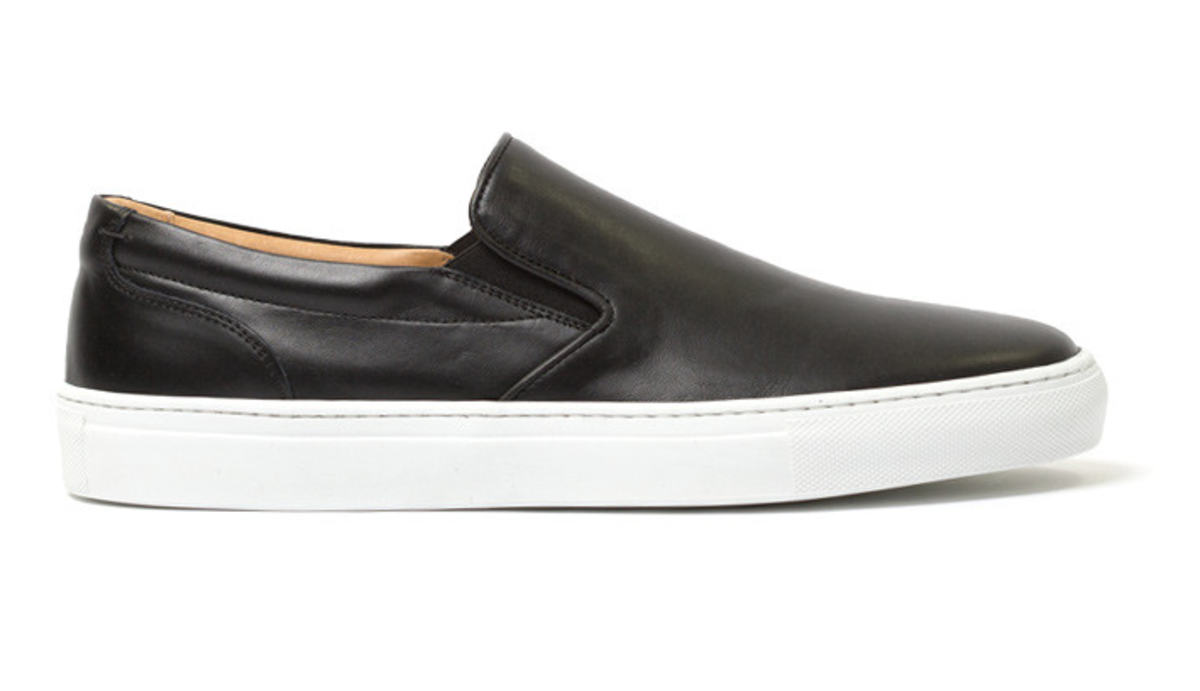 "Greats ""Wooster"" slip on, $149, available at Greats."