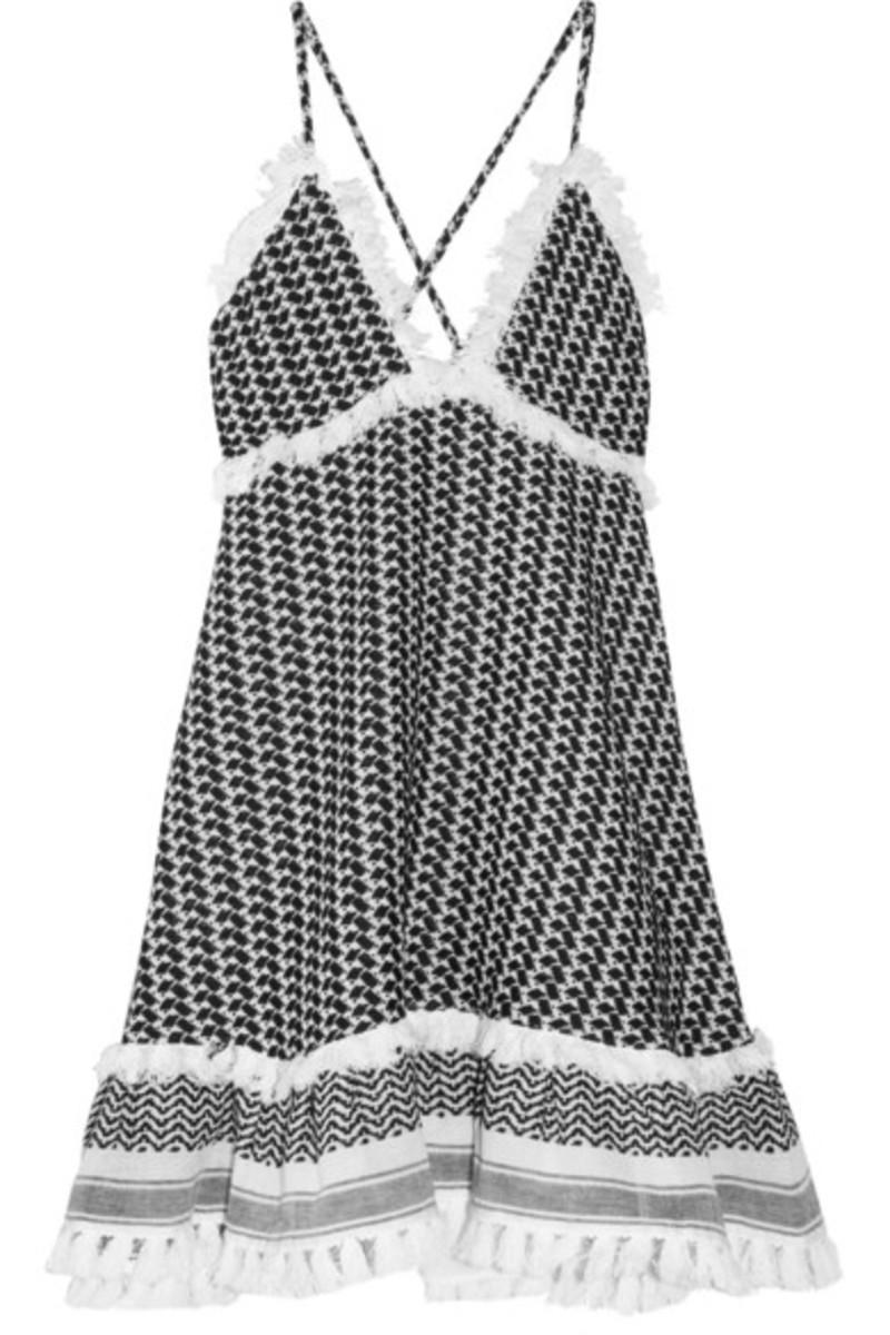Dodo Bar Or dress, $250, available at Net-a-Porter.