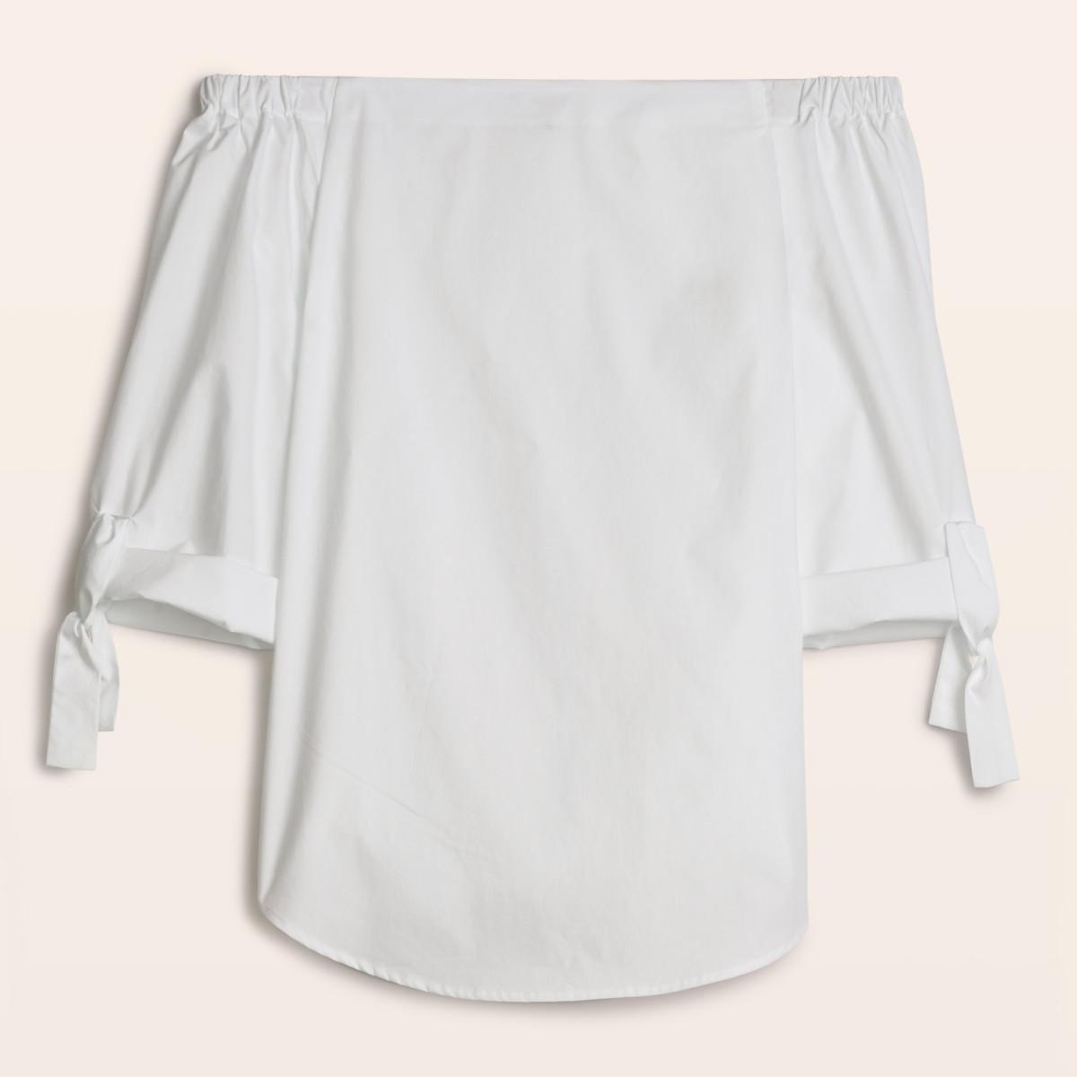 Babaton Malik blouse, $85, available at Aritzia.