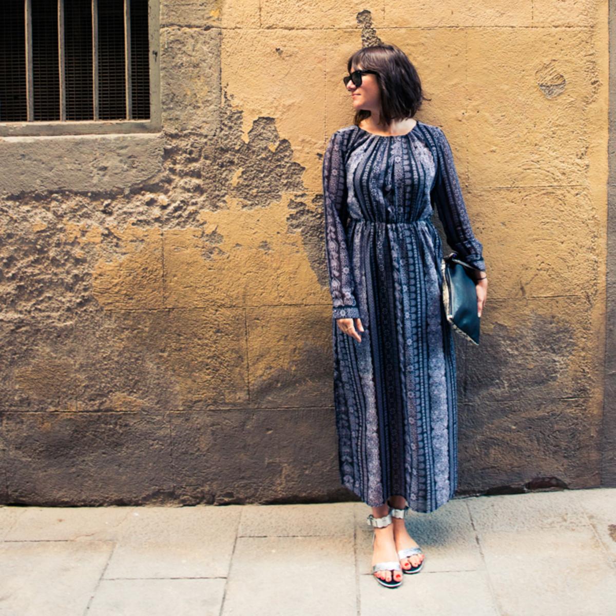 Footwear designer Isa Tapia in Barcelona in 2014 with W Hotels. Photo: W Hotels