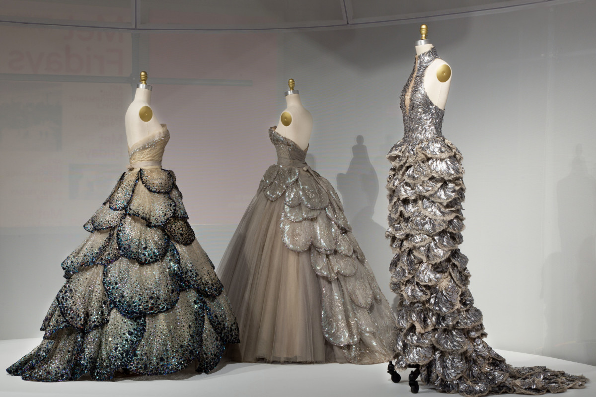 "A view of ""Manus x Machina."" Photo: The Metropolitan Museum of Art"