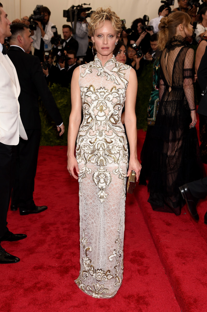 Valletta in Alberta Ferretti at 2015's 'China: Through The Looking Glass' Met Gala. Photo: Getty Images