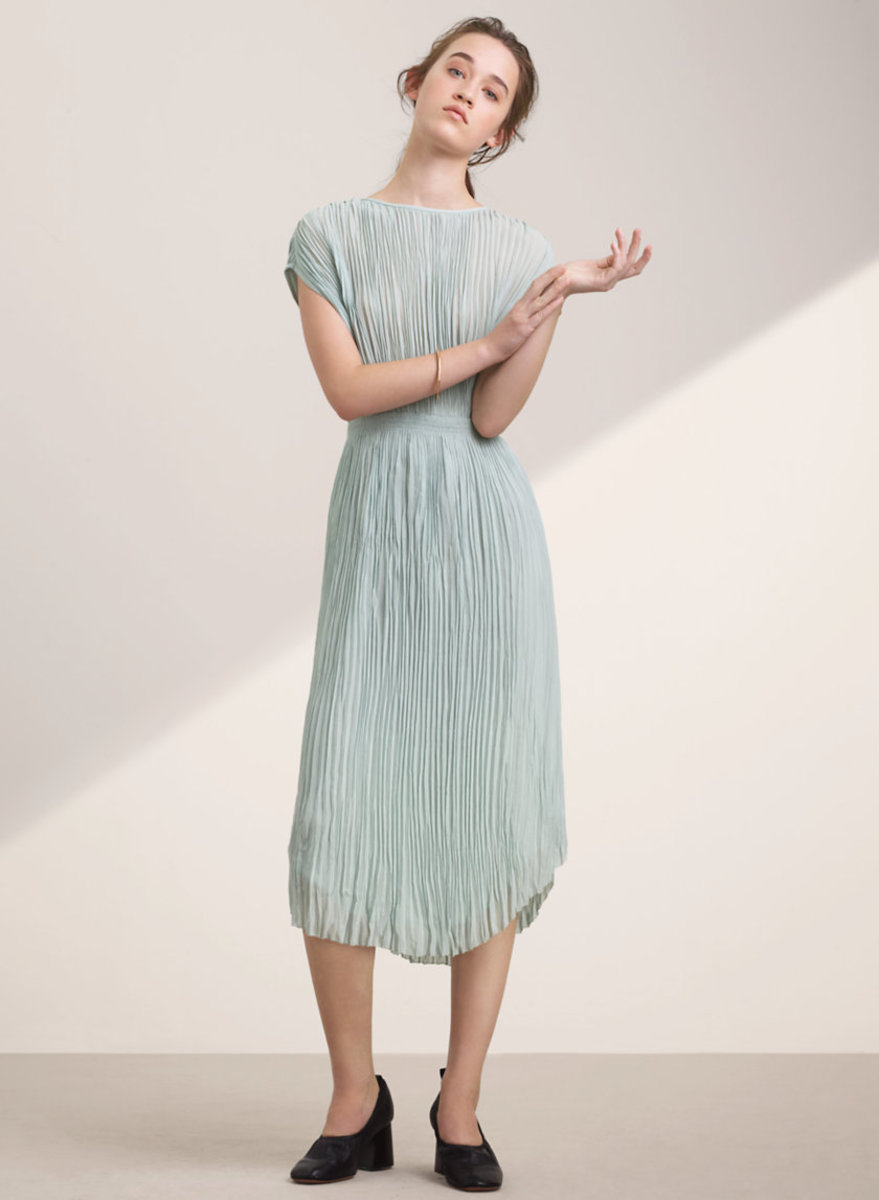 Wilfred Bellecour dress, $225, available at Aritzia