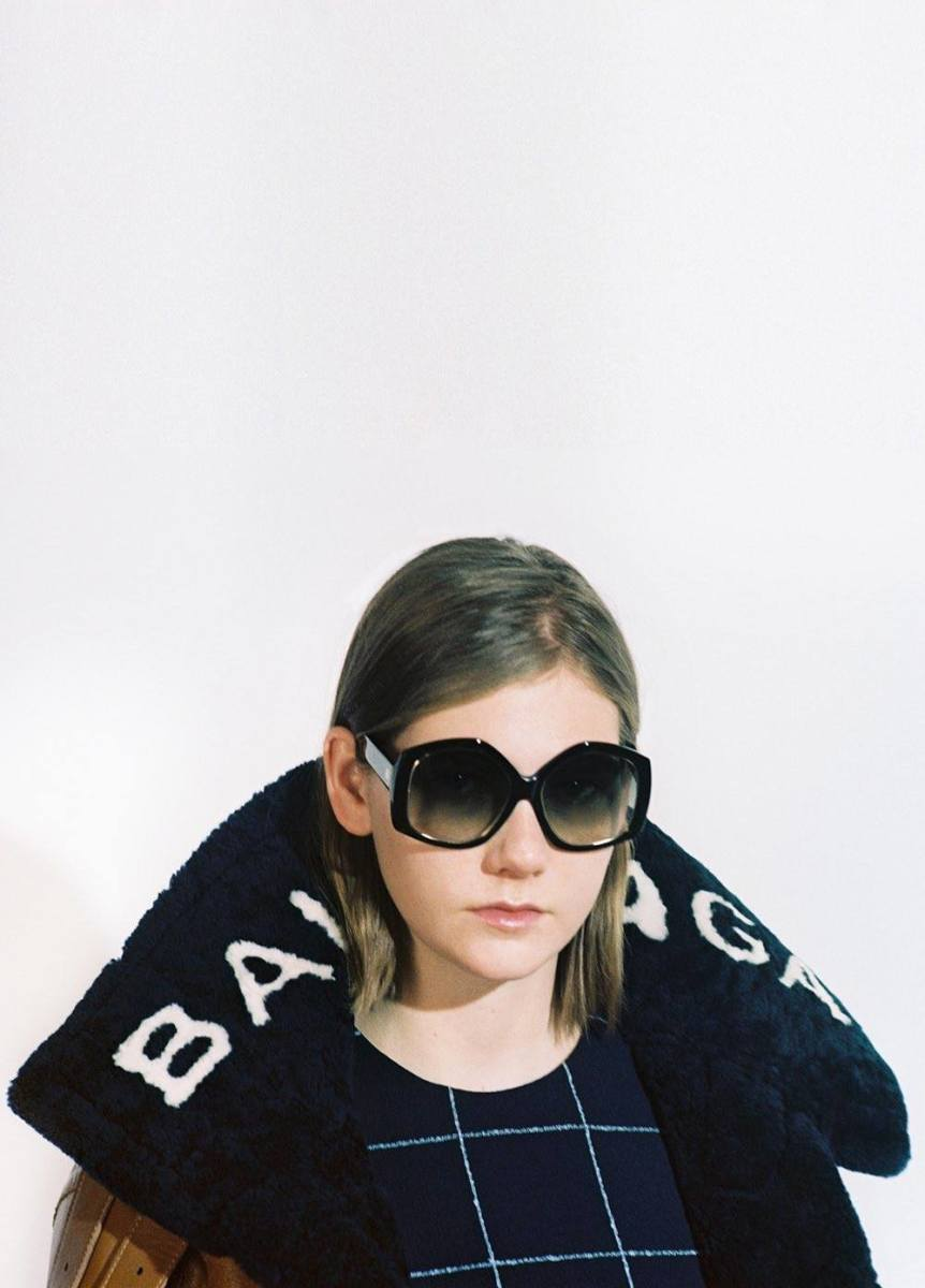 Photo: Mark Borthwick for Balenciaga