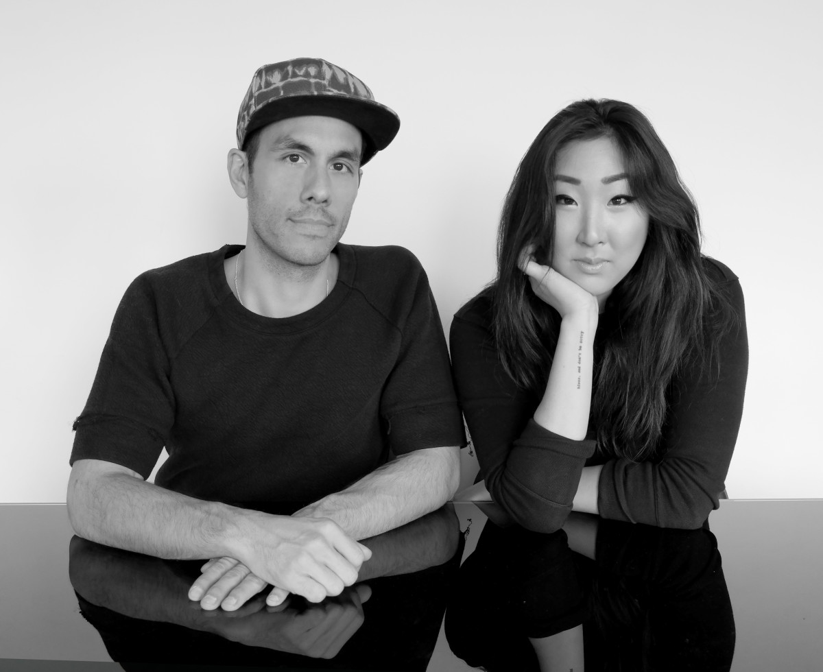 Kenneth Loo and Clara Jeon are the co-founders of Chapter 2. Photo: Chapter 2