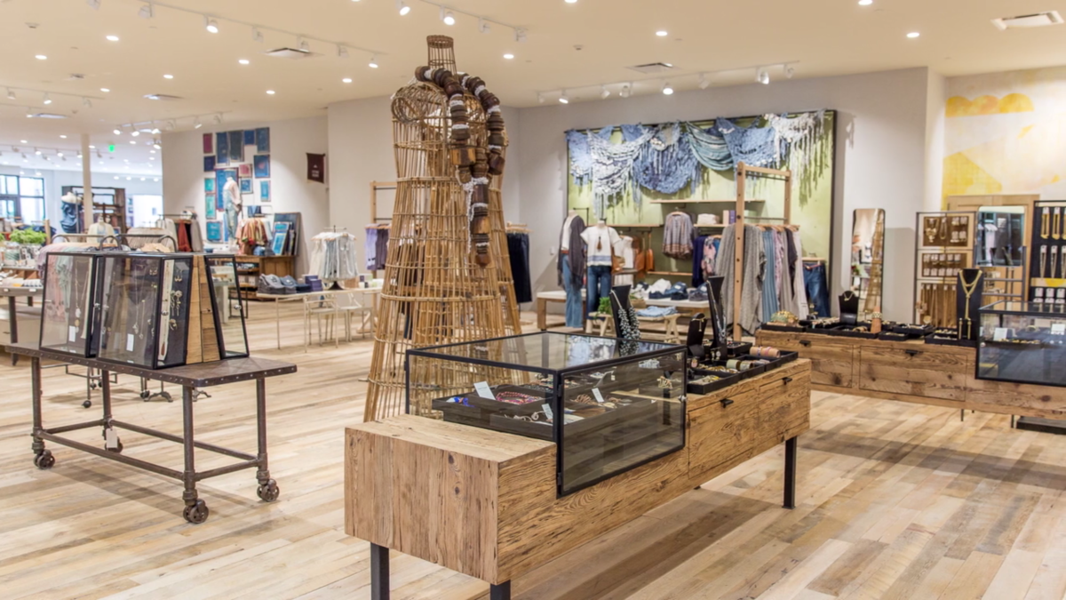 Anthropologie is more than doubling the size of key stores for Home design ideas anthropologie