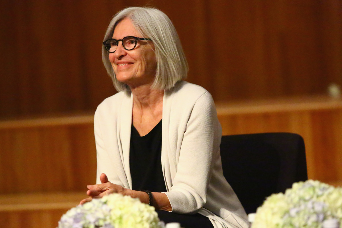 Eileen Fisher. Photo: Astrid Stawiarz/Getty Images