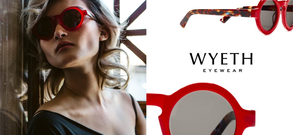 Image courtesy of Wyeth Eyewear