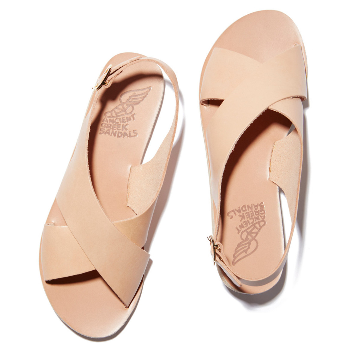 Ancient Greek Sandal Maria, $250, available at Goop's Classic shop.