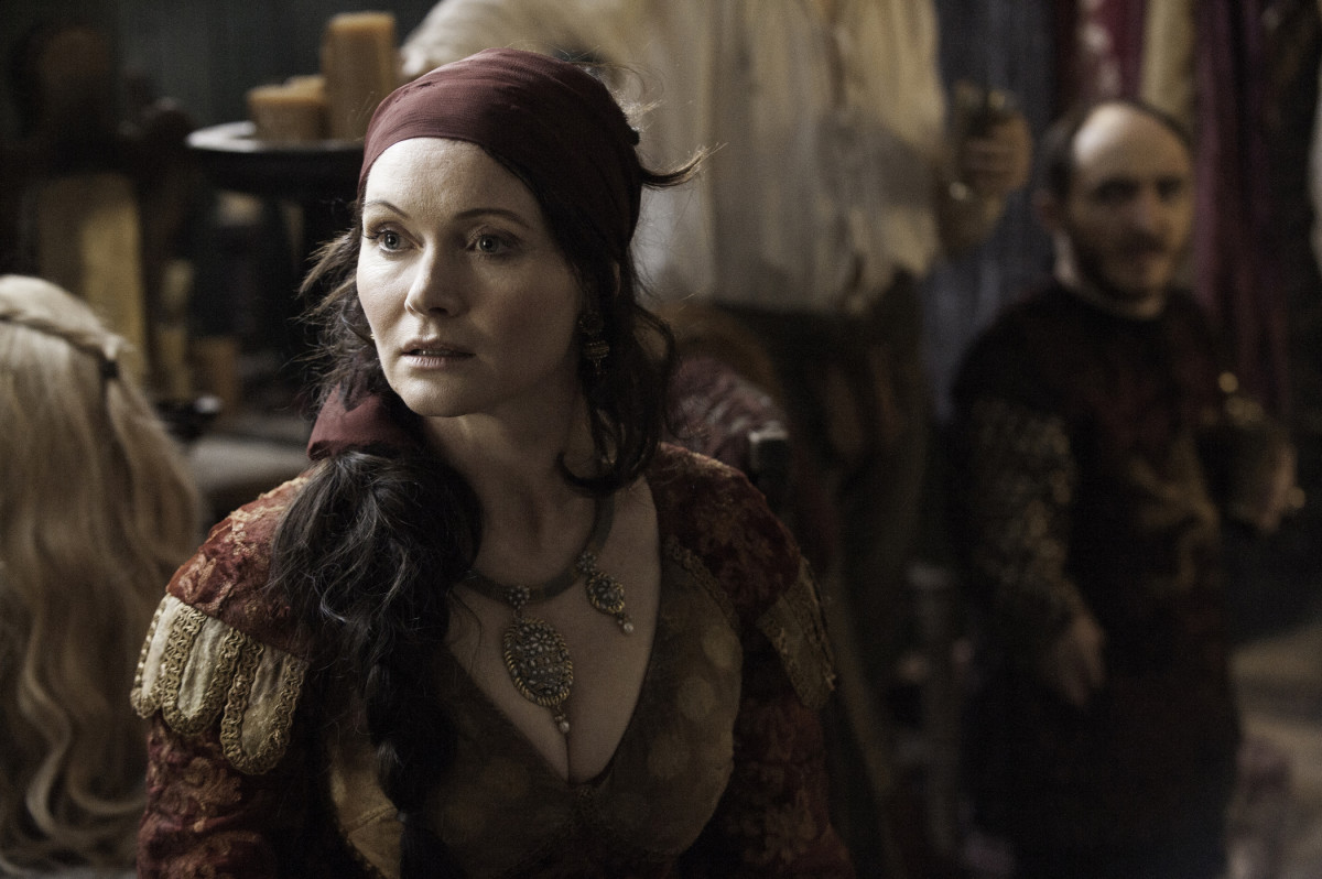 Like Arya, I am also now weirdly attached to Fake Cersei. Photo: HBO