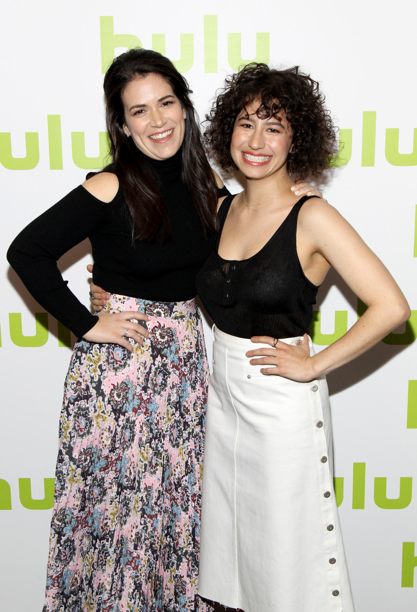"Abbi Jacobson and Ilana Glazer of ""Broad City."" Photo: Bennett Raglin/Getty Images for Hulu"