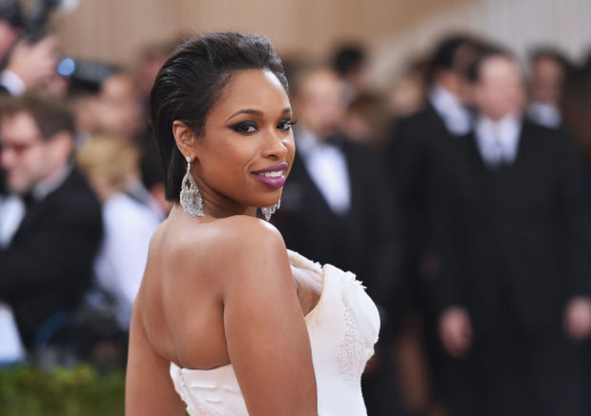 Jennifer Hudson at the Met Gala. Photo: Mike Coppola/Getty Images