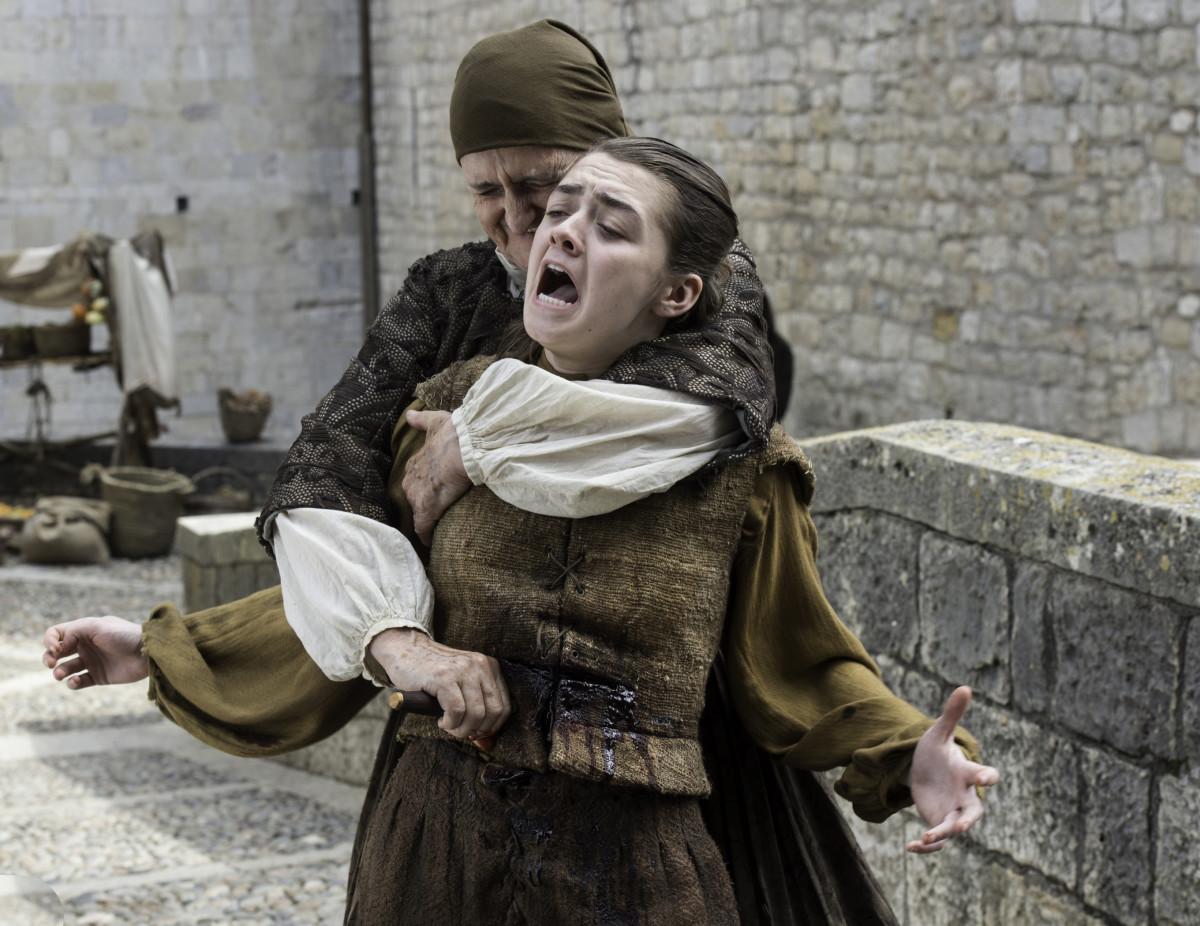 Like so. Photo: HBO