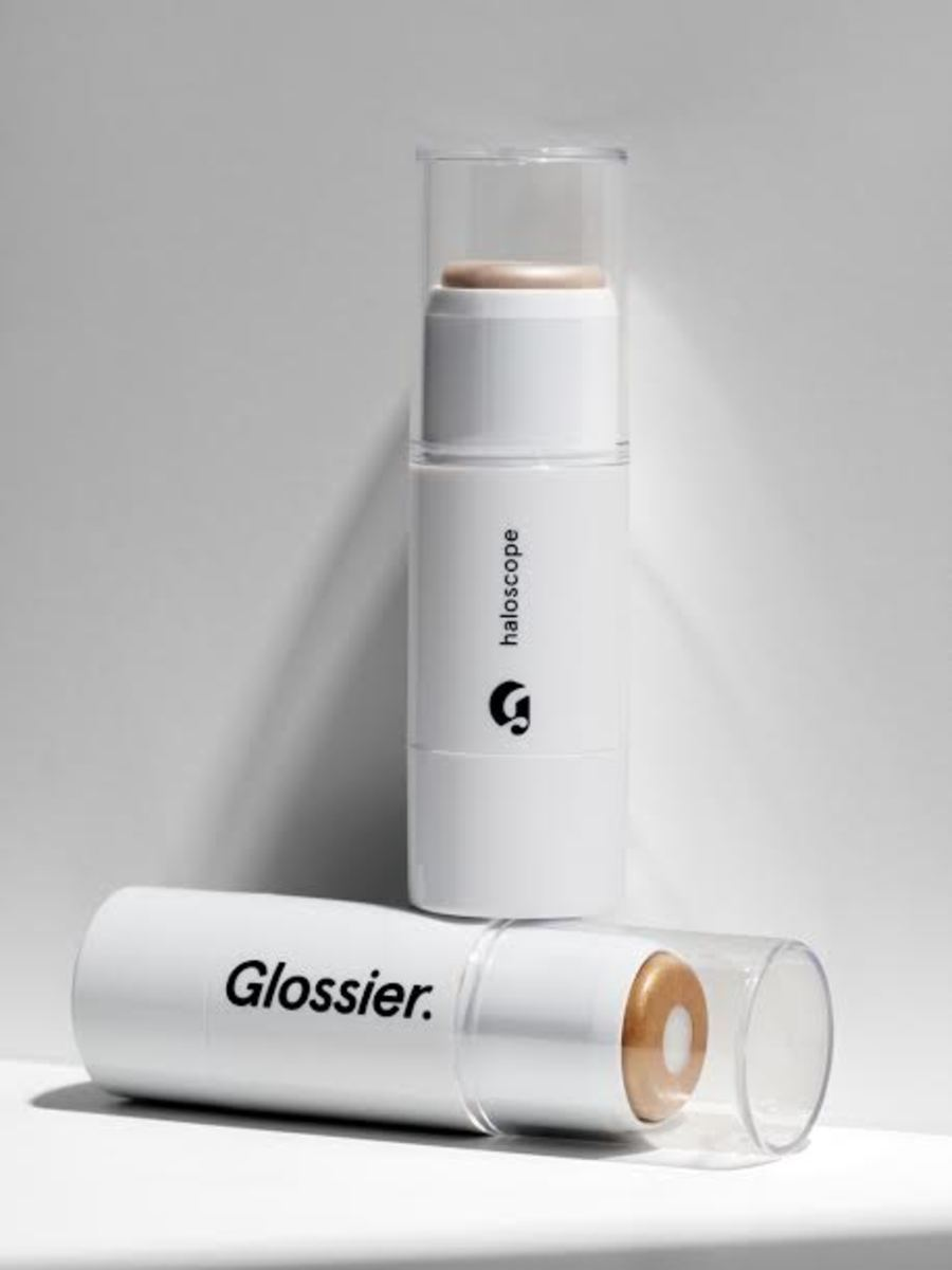 Glossier Haloscope Highlighter, $22, available at Glossier.
