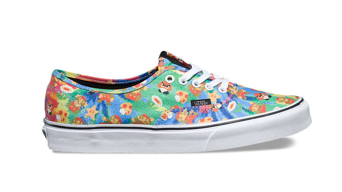 Vans x Nintendo Shoe, $65, available at Zappos