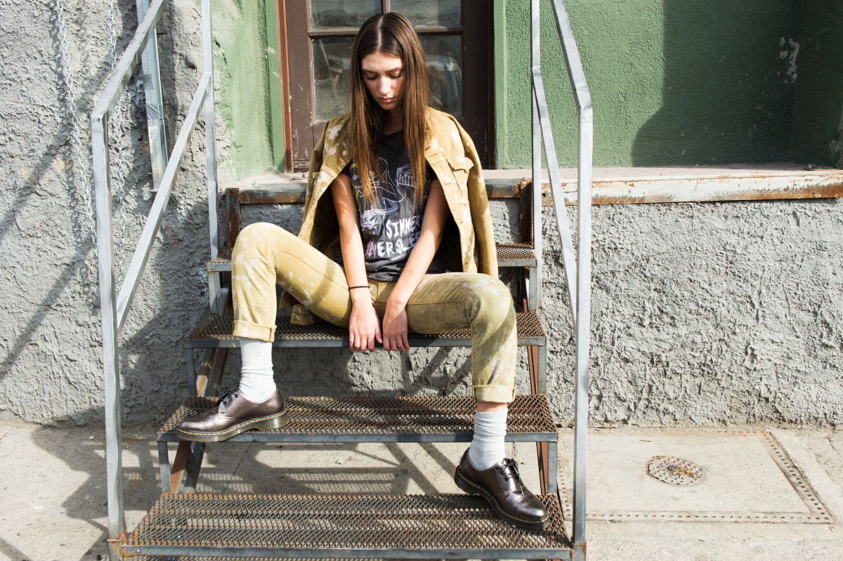 A look from Made Gold's fall collection. Photo: Made Gold