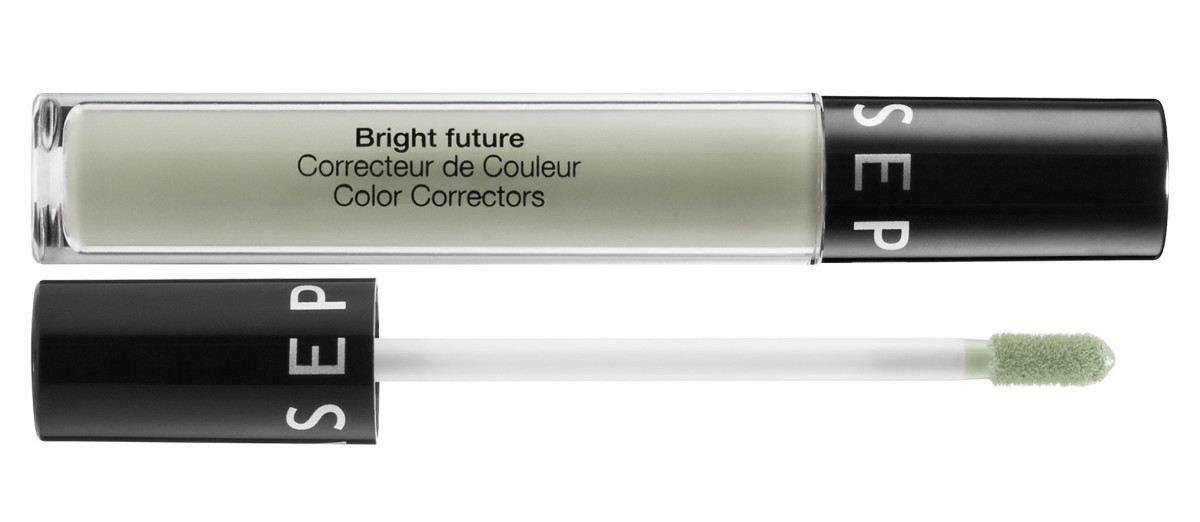 Sephora Collection Bright Future Color Corrector in green, $14, available at Sephora.