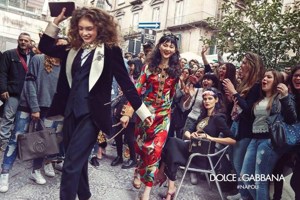 Photo: Franco Pagetti/Dolce & Gabbana