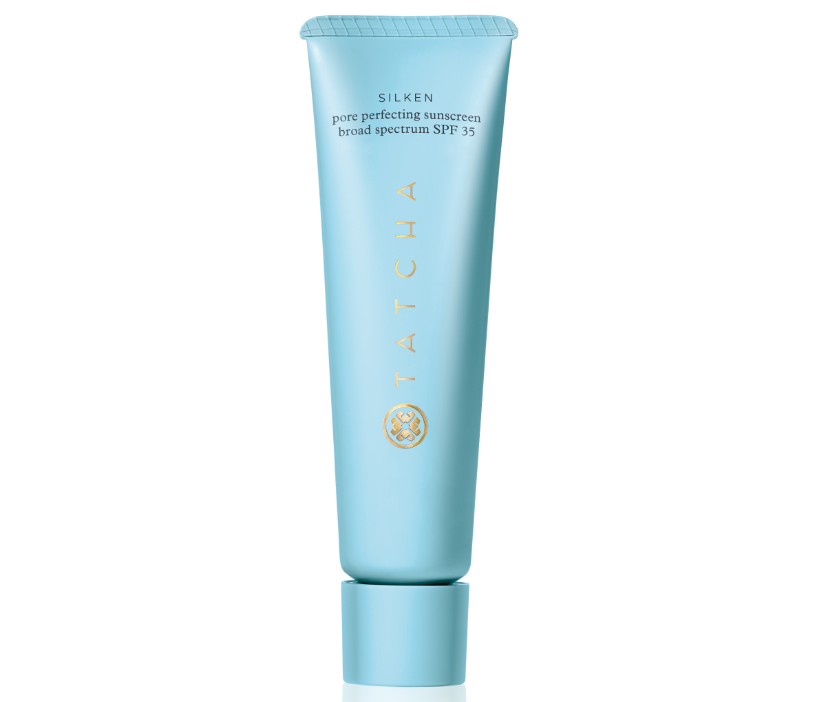 Tatcha Silken Pore Perfecting Sunscreen Broad Spectrum SPF 35, $65, available at Sephora.com.