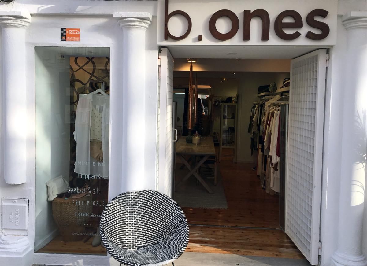 B.ones, Bisbe Torres 5, Ibiza. Photo: Lauren Indvik/Fashionista