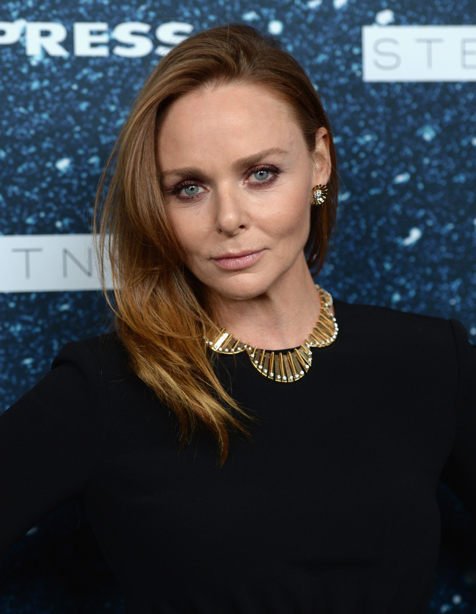 Stella McCartney, whose company signed the Equal Pay Pledge. Photo: Getty Images/Dimitrios Kambouris