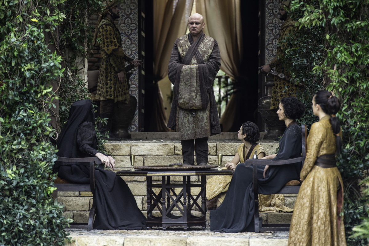 """Have you heard the good word of our Lady and Savior Danaerys Stormborn?"" Photo: HBO"