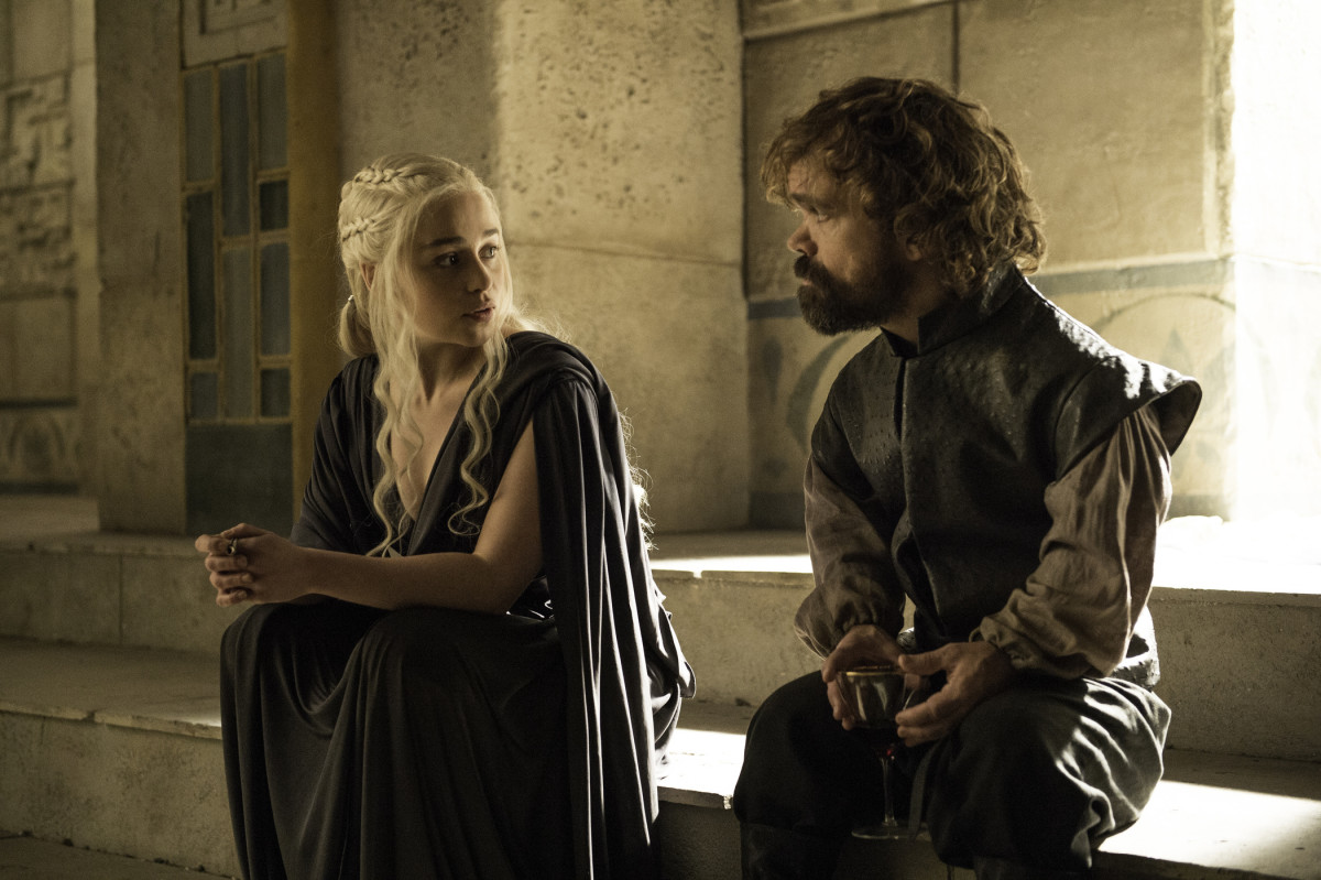 "The ""Game of Thrones"" fan-favorite dream team. Photo: HBO"