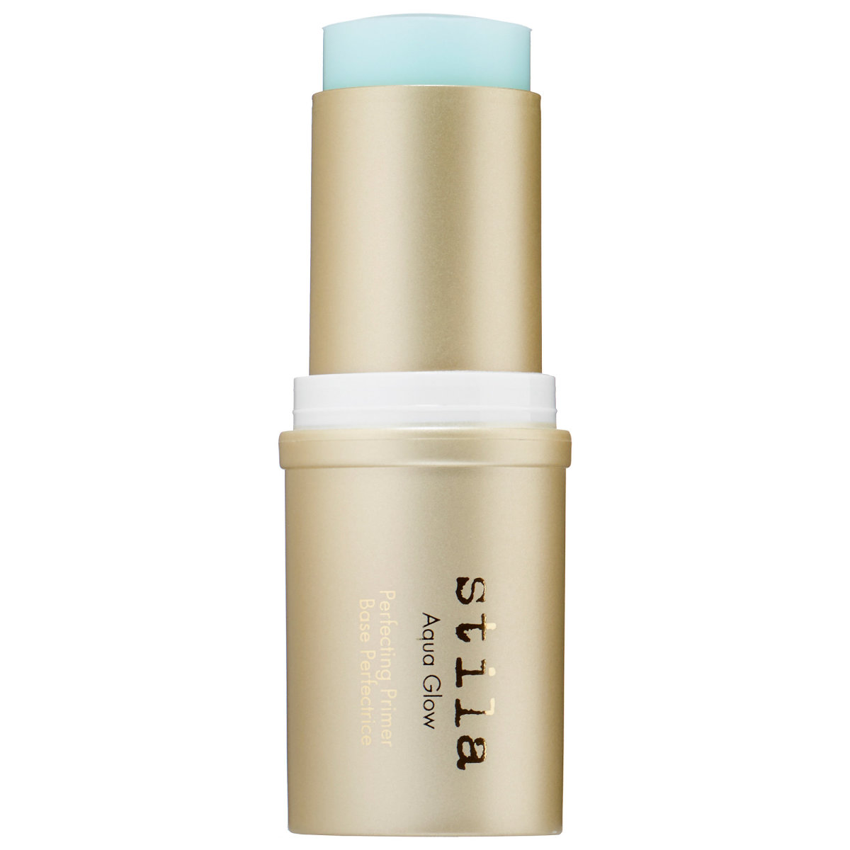 Think 'dewy', not 'sweaty.' Stila Aqua Glow Perfecting Primer, $28, available at Sephora.