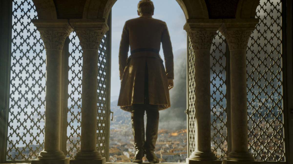 Poor Tommen's suicide is probably already a meme. Photo: HBO