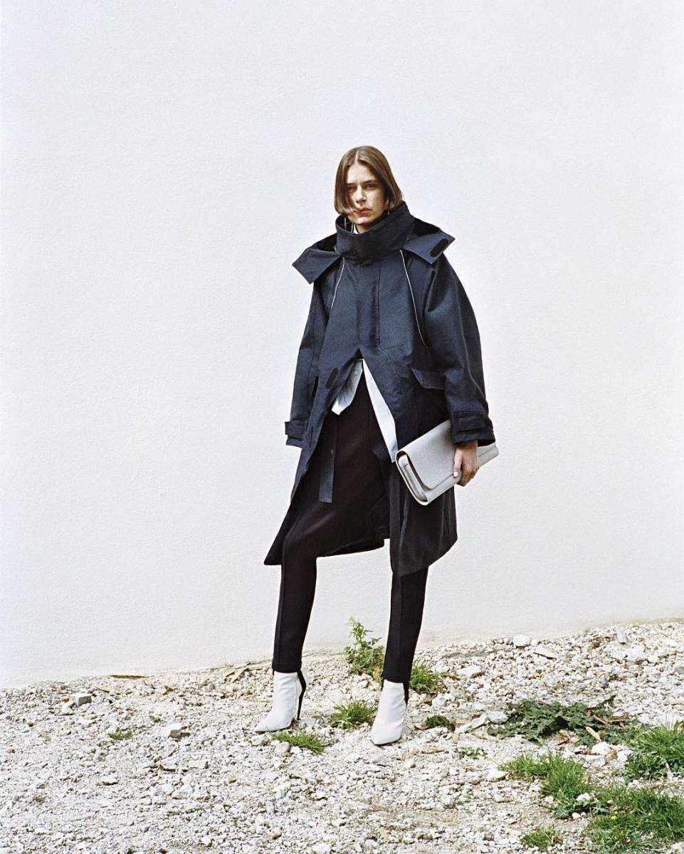 Balenciaga's fall 2016 campaign. Photo: Mark Borthwick