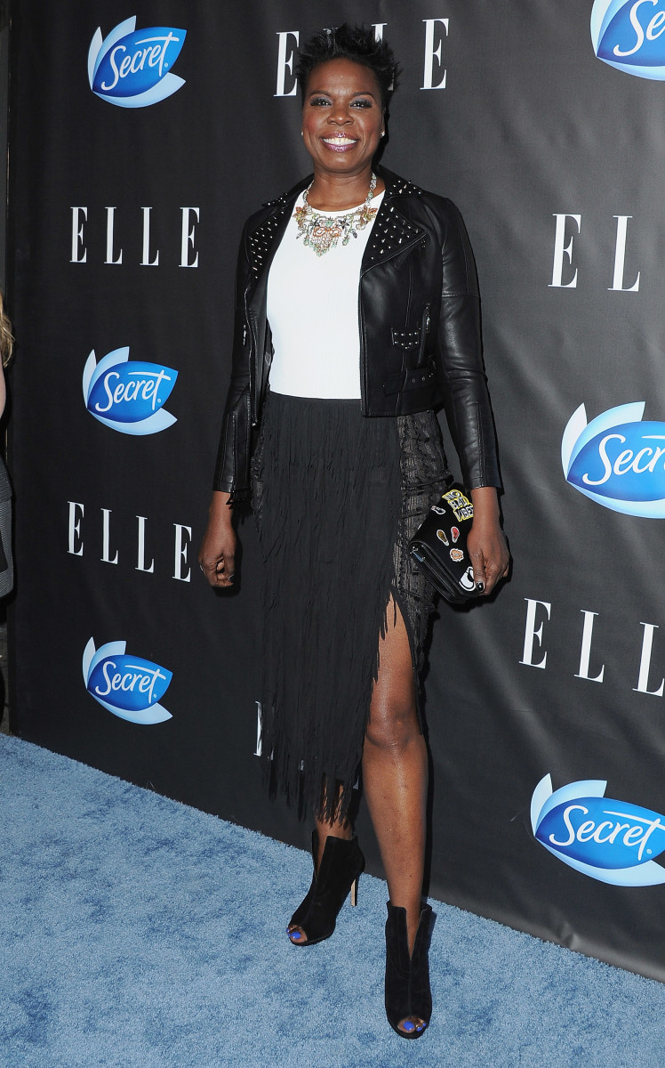 Leslie Jones at an Elle Women In Comedy event. Photo: Getty Images