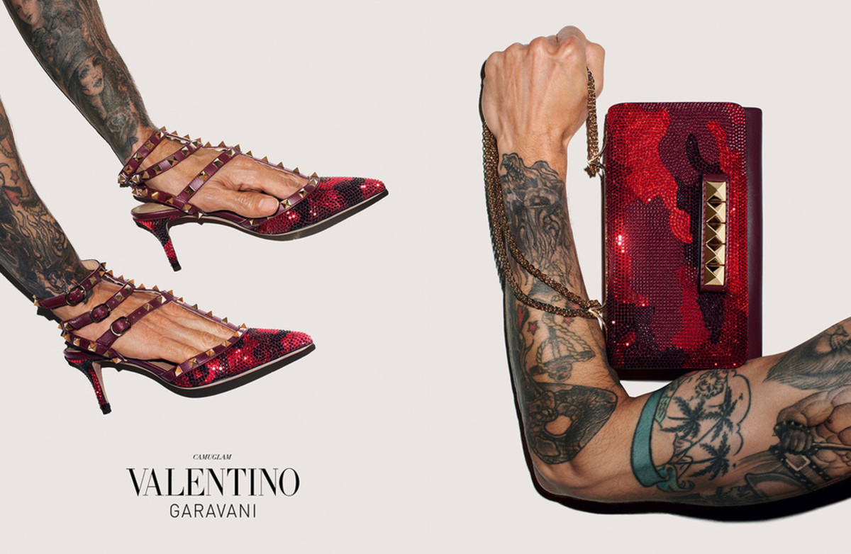 Terry Richardson for Valentino, fall 2015. Photo: Valentino