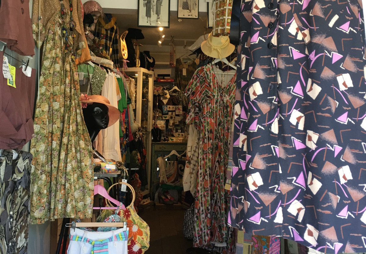 the 10 best vintage clothing shops in london fashionista