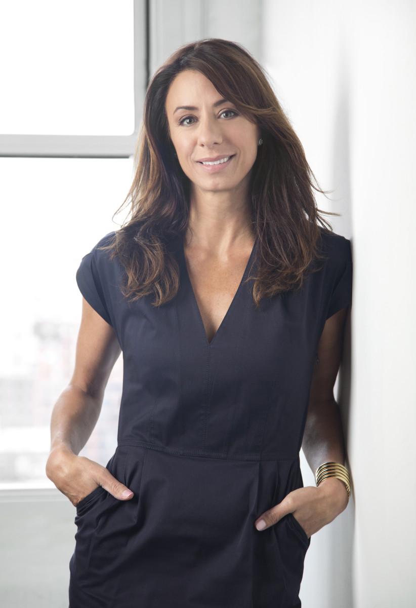 """Francine (""""Fran"""") Della Badia, the new CEO of Bonobos."""