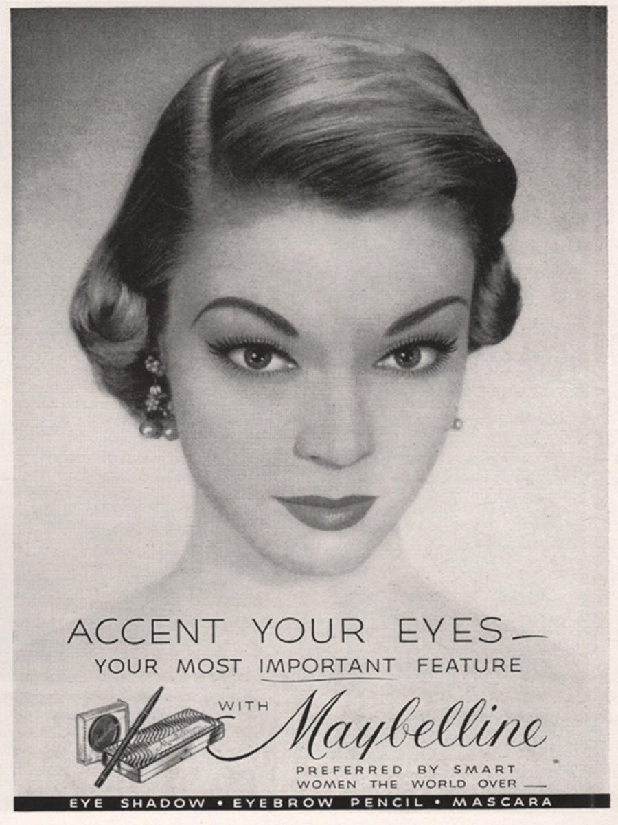 100 Years Of Maybelline Ads Show How Little Has Changed In Beauty - 1920s-makeup-ads