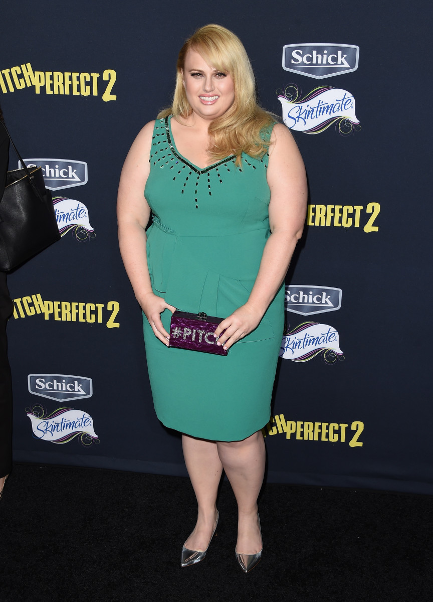 e214b5324202 Rebel Wilson to Partner with Torrid on a Plus-Sized Clothing Line ...