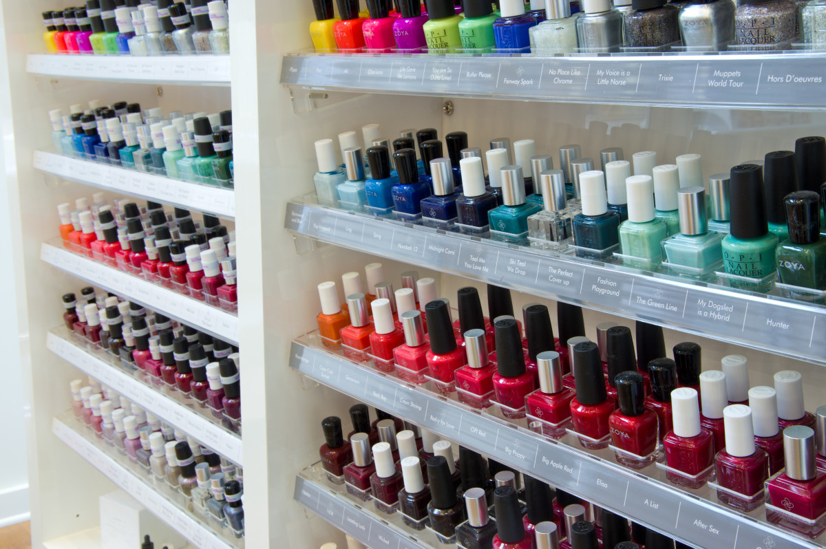 What S Going To Happen To The Nail Salon Industry Now
