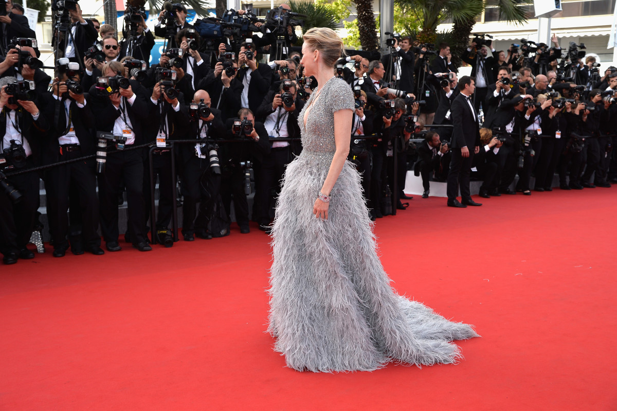Naomi Watts in Cannes. Photo: Pascal Le Segretain/Getty Images