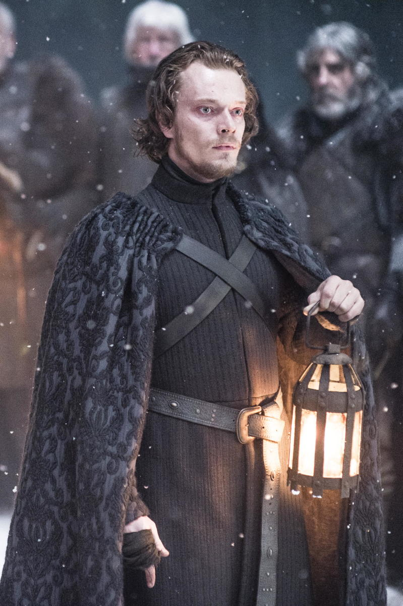 Theon is back. Photo: Helen Sloan/HBO