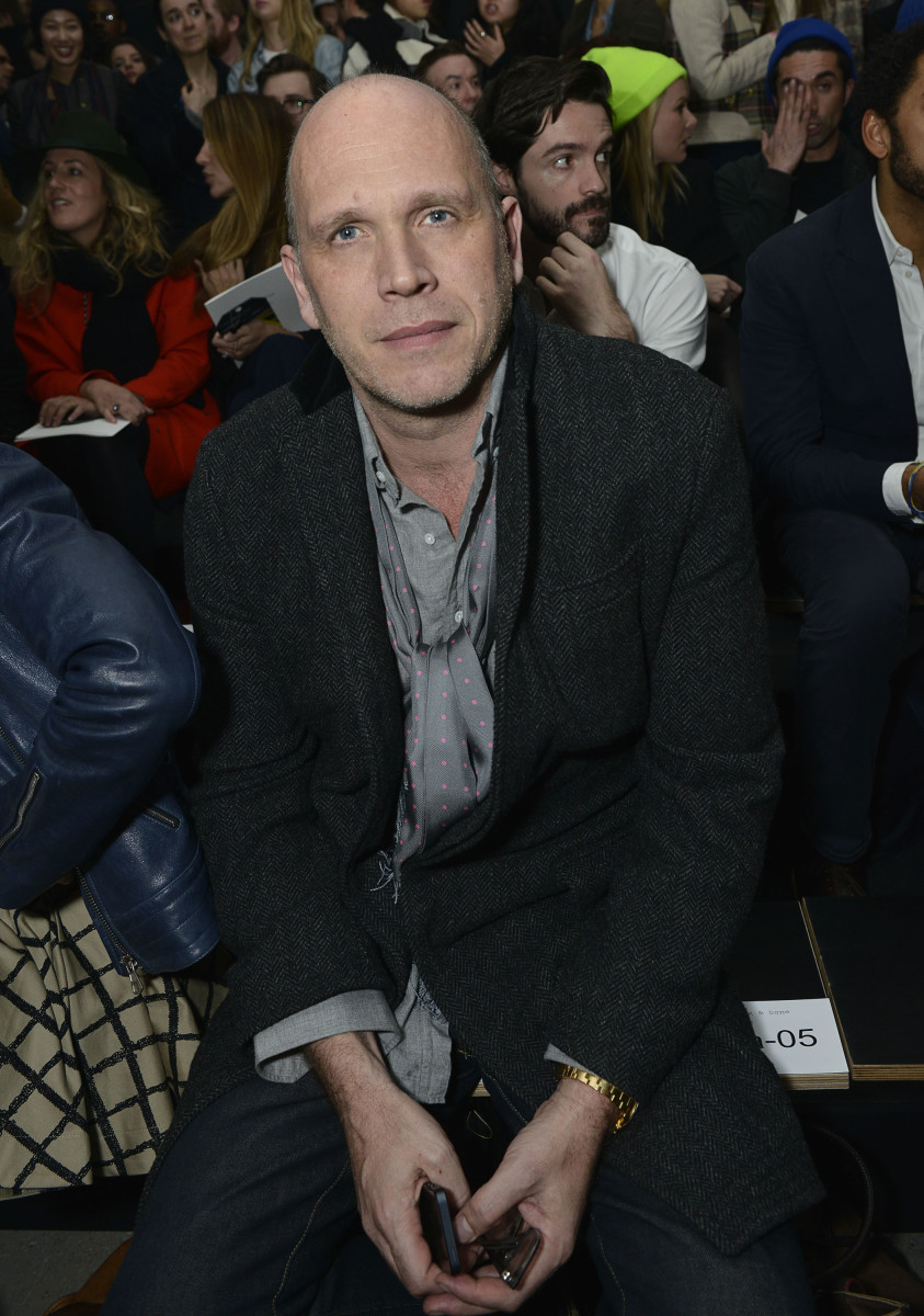 Standen at a Rag & Bone show in 2013. Photo: Eugene Gologursky/Getty Images