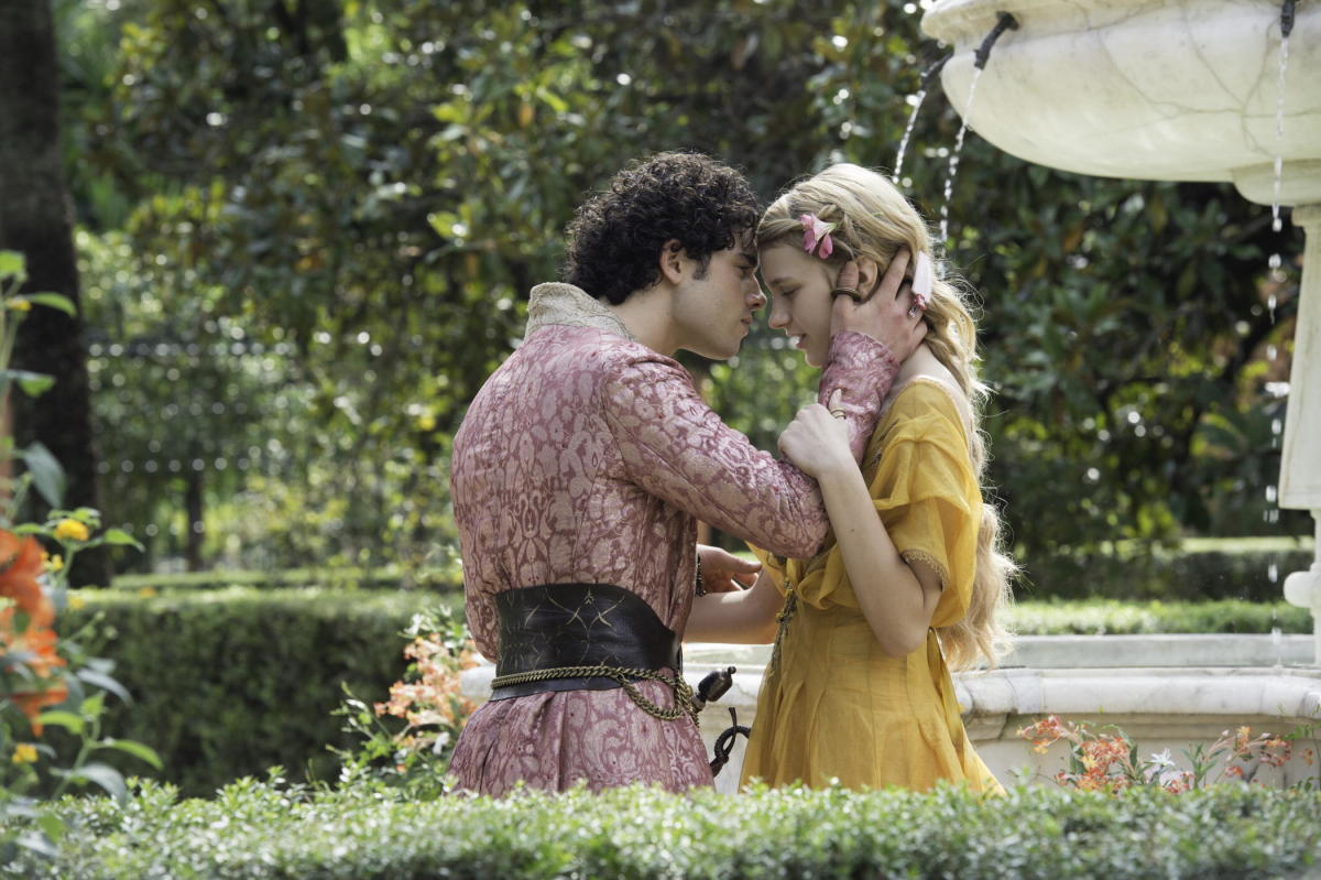 Young love. Photo: Macall B. Polay/HBO