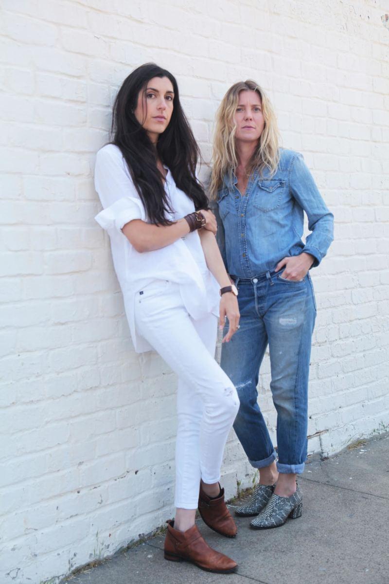Cristina Palomo-Nelson and Megan Papay of Freda Salvador. Photo: Freda Salvador