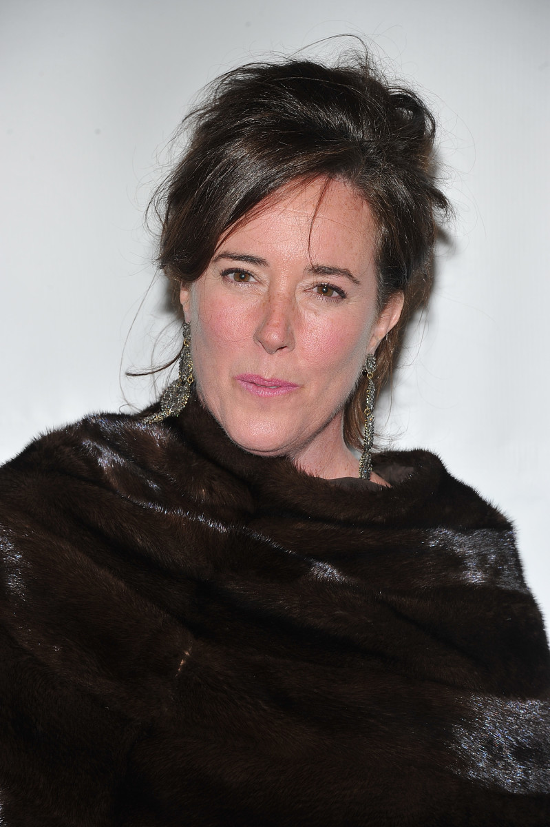 Kate Spade, the person, in 2011. Photo: Theo Wargo/Getty Images