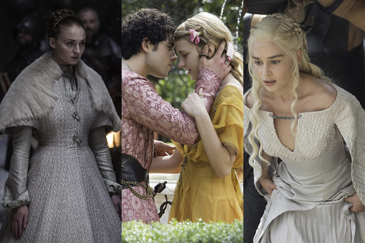 Game Of Thrones Costume Designer Michele Clapton Tells Us All About
