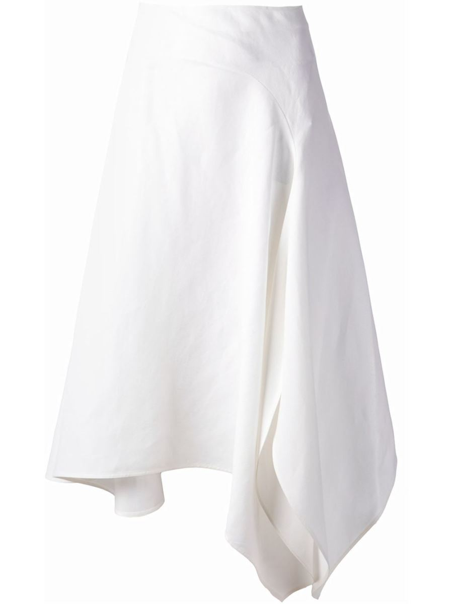 "Stella McCartney ""Yvonne"" skirt, now $490, available at Farfetch."