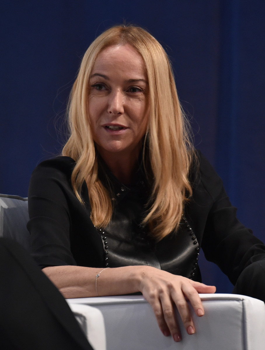 Former Gucci Creative Director Frida Giannini Marries In