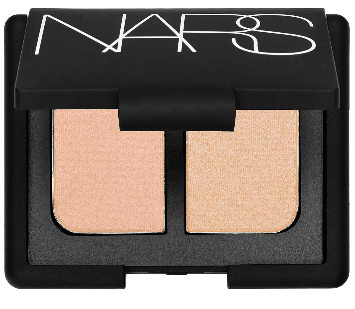 Nars eyeshadow duo in All About Eve, $35, available at Sephora
