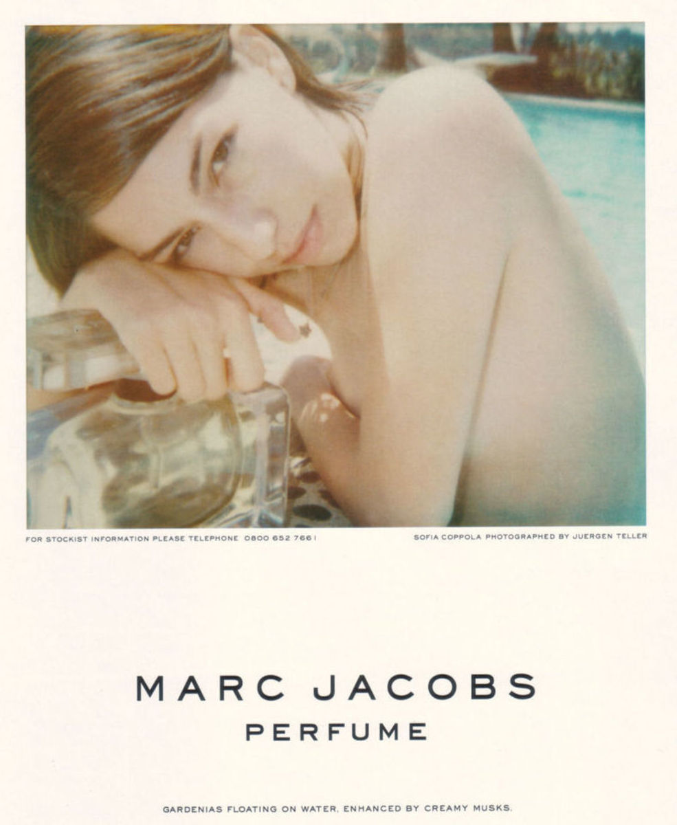 Photo: Juergen Teller for Marc Jacobs