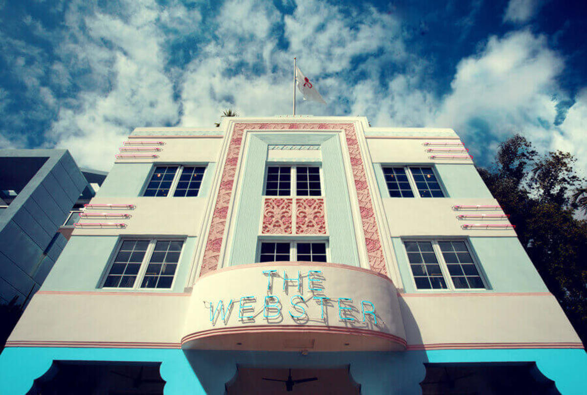 Photo: The Webster